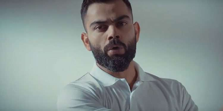 Virat Kohli to appear in iQOO advertisements