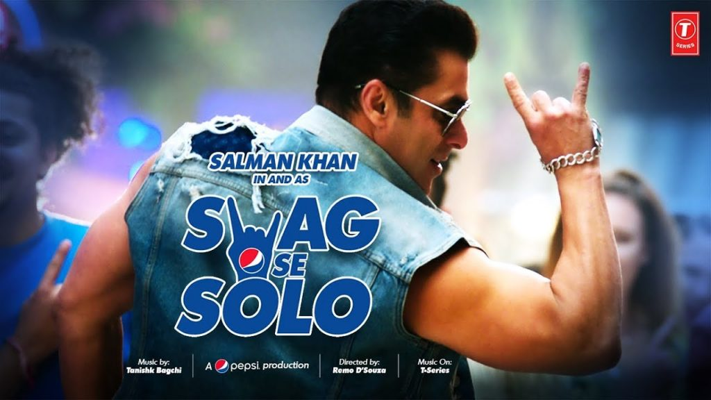 Pepsi launches a new promotional campaign, 'Swag se Solo', for Valentine's Day